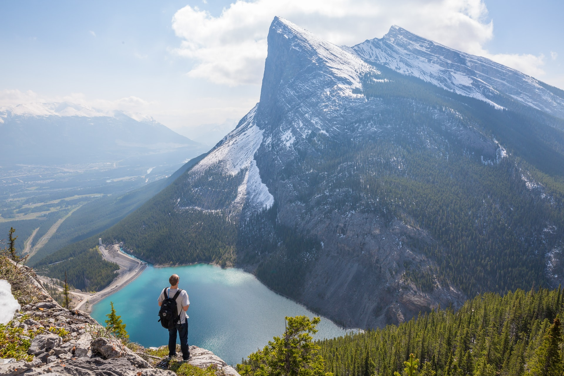 East End of Rundle (EEOR) Trail, Canada